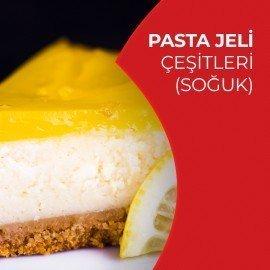 Pasta Jeli Çeşitleri (Soğuk)