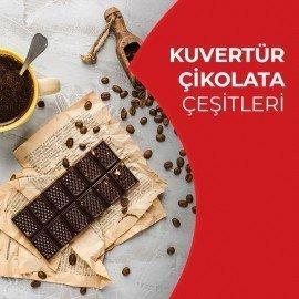 Kuvertür Çikolata Çeşitleri