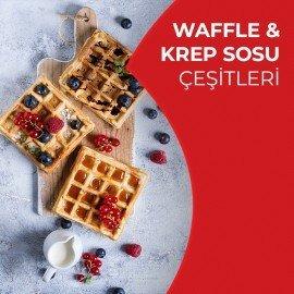 Waffle & Krep Sosu Çeşitleri