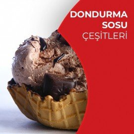 Dondurma Sosu Çeşitleri