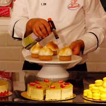 Komşu İllerin Gözde Pastaneleri Passiba Mutfak'taydı