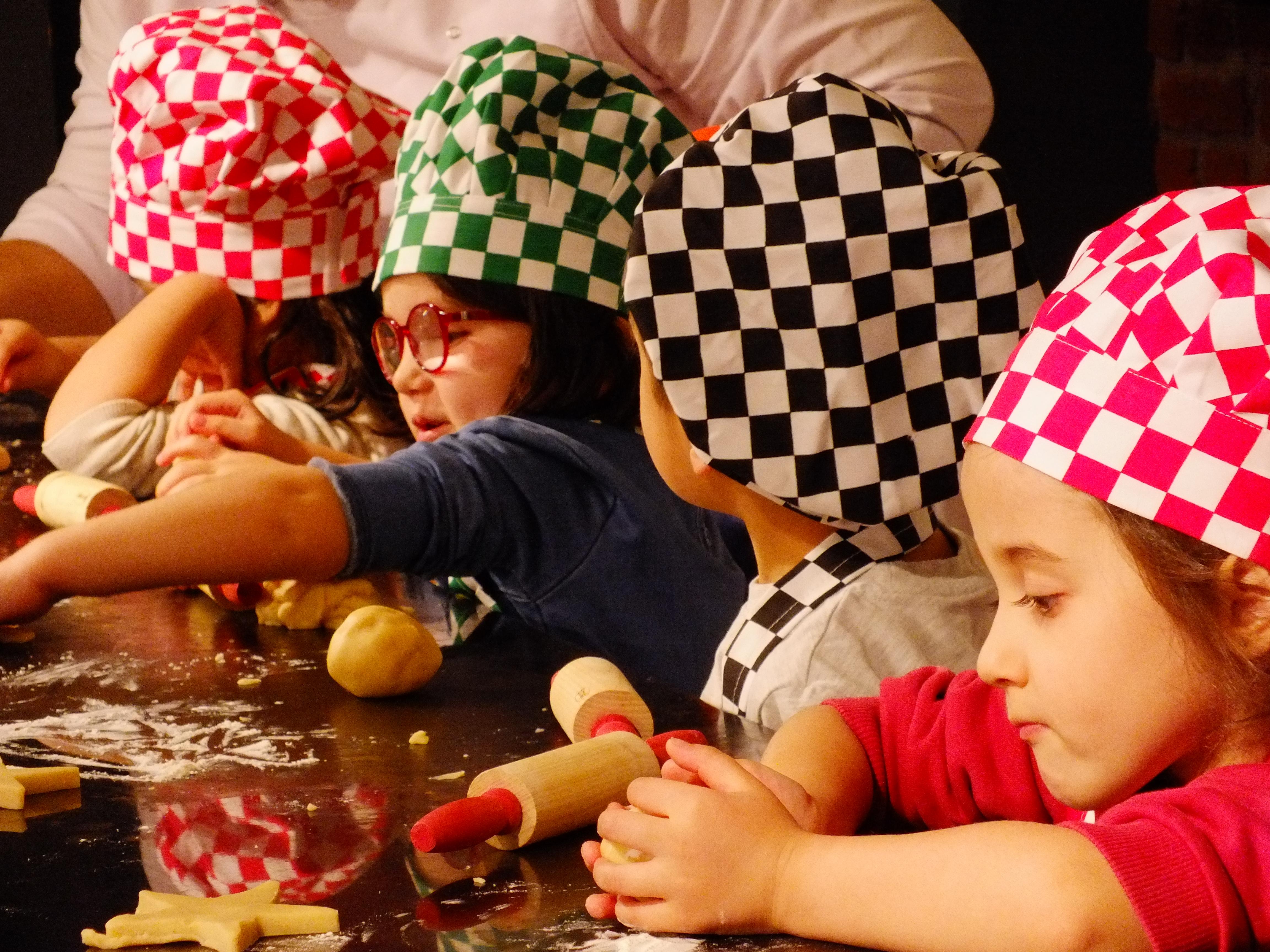 Minik Pasta Şefleri Passiba Mutfak'ta!