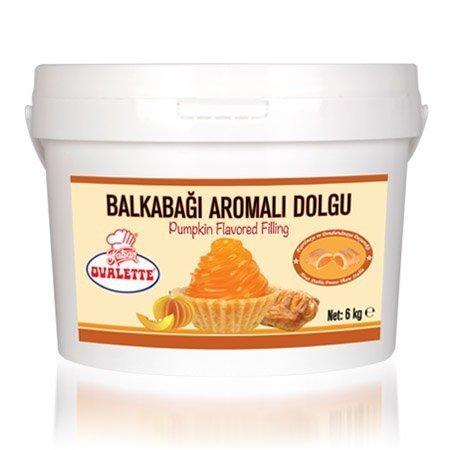 OVALETTE BALKABAĞI AROMALI DOLGU 6kg