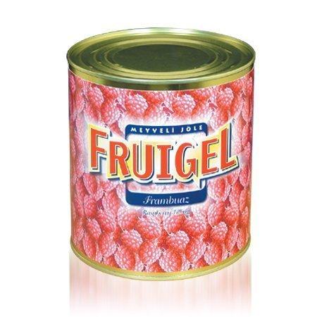 FRUIGEL FRAMBUAZLI MEYVELİ JÖLE 3kg