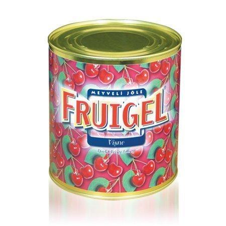 FRUIGEL VİŞNELİ MEYVELİ JÖLE 3kg