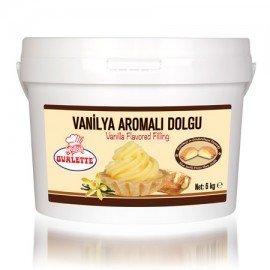 OVALETTE VANİLYA AROMALI DOLGU 6kg