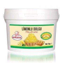 OVALETTE LİMONLU DOLGU 6kg