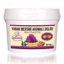 OVALETTE YABAN MERSİNİ AROMALI DOLGU 6kg