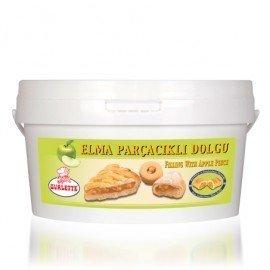 OVALETTE ELMA PARÇACIKLI DOLGU 4kg