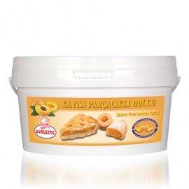 OVALETTE KAYISI PARÇACIKLI DOLGU 4kg