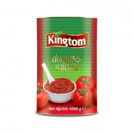 KINGTOM DOMATES SALCASI *TNK 5KG