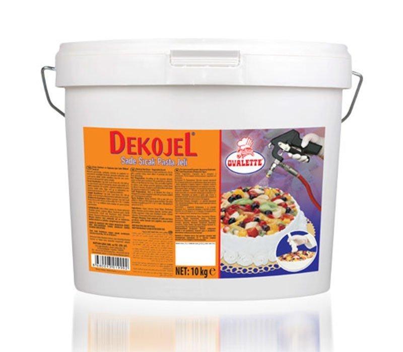 DEKOJEL SADE SICAK PASTA JELİ - 10 kg