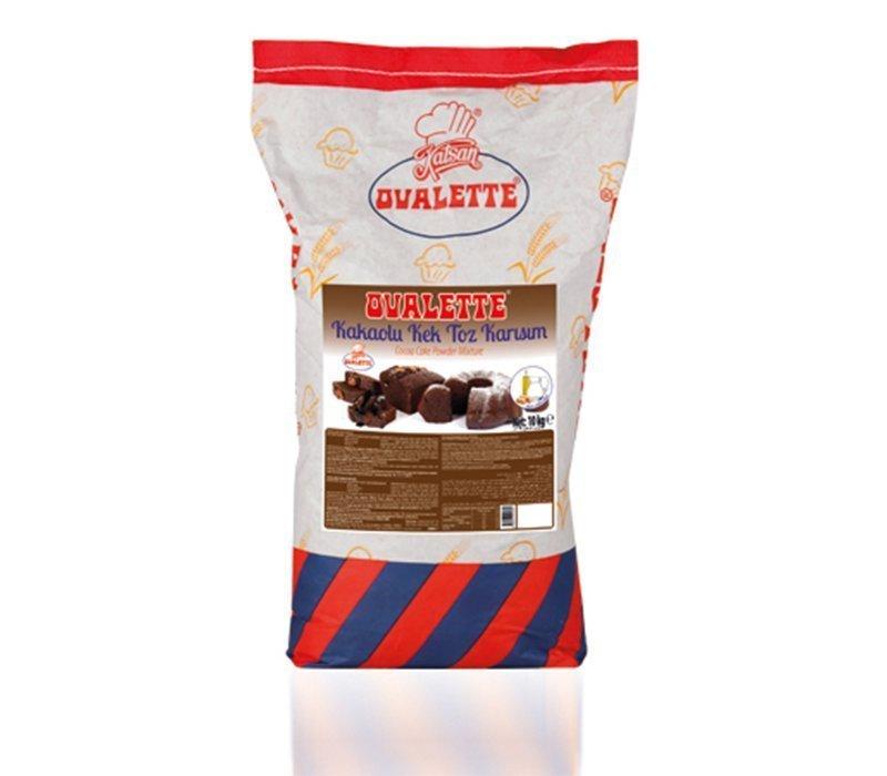 OVALETTE PANDİSPANYA TOZU KAKAO 10 kg