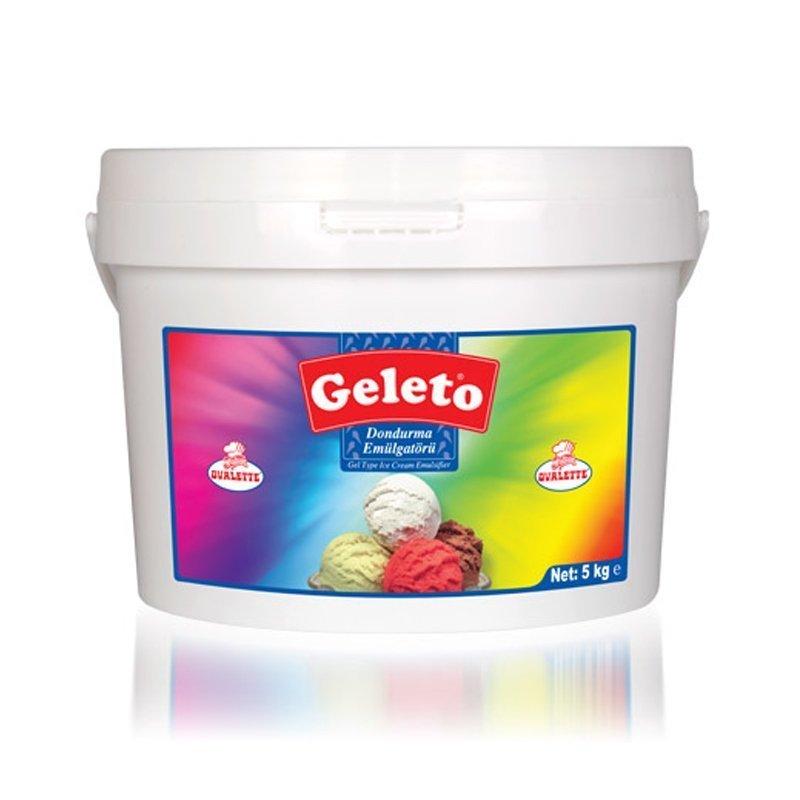 OVALETTE GELETO DONDURMA EMULGATÖRÜ-5 kg