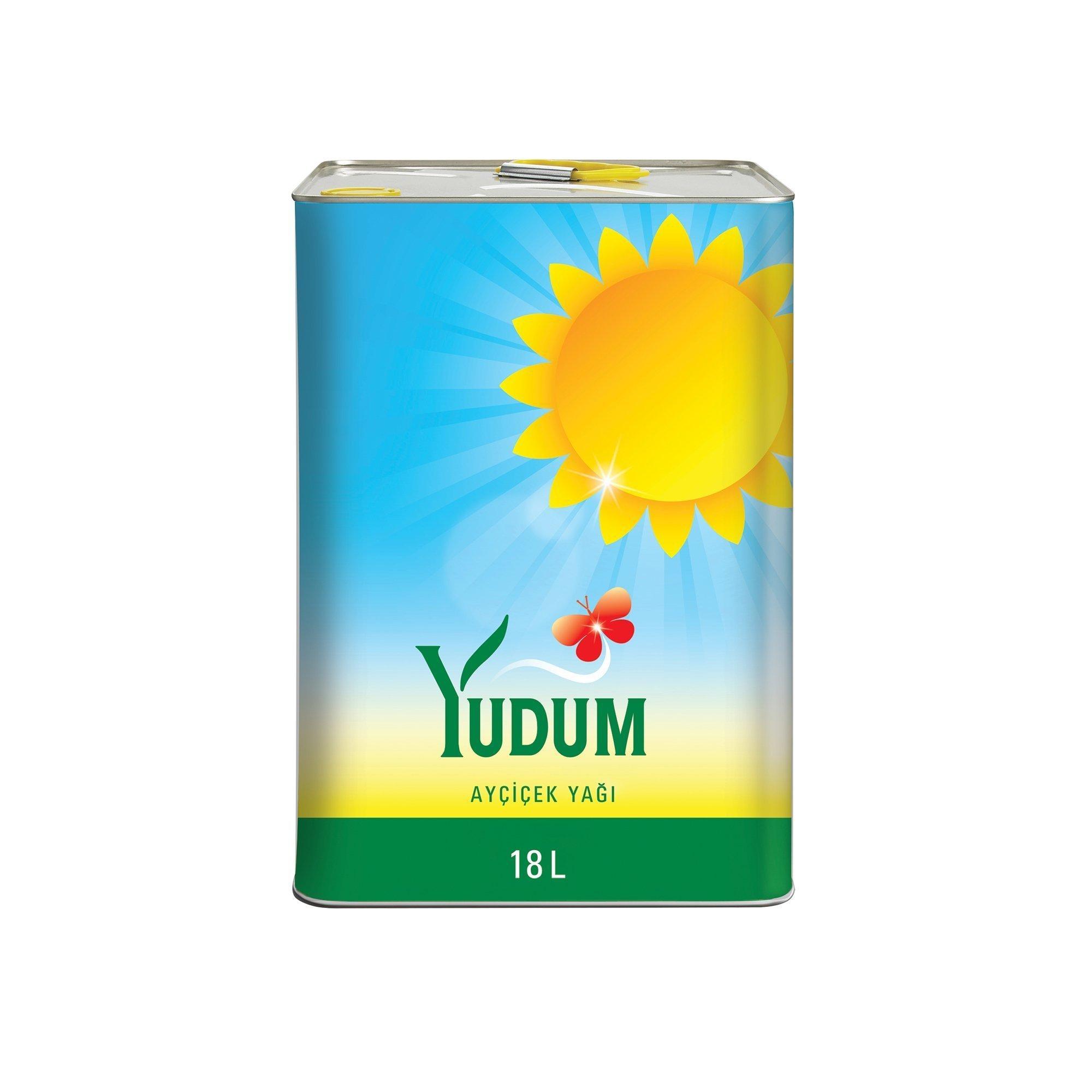 YUDUM AYCICEK YAGI 18LT